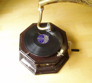 Gramophone Tracking